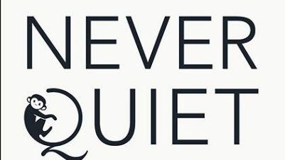 Libri - Never Quiet. La mia storia (autorizzata malvolentieri)