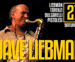 Locali: Dave Liebman @ Gregory's Jazz Club