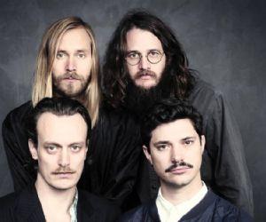 La band rivelazione finlandese/danese arriva in Italia