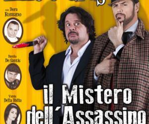 Spettacoli: Il mistero dell'assassino misterioso