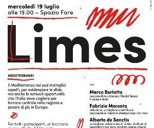 Rassegne: Mediterranei: il #nuovoLimes