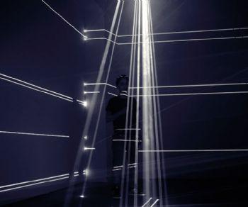 Mostre - Linee e Punti No. 1 / Henke / Installazione