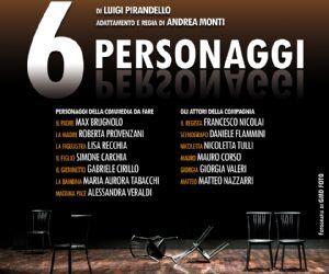 In scena l'opera di Pirandello, adattamento e regia Andrea Monti