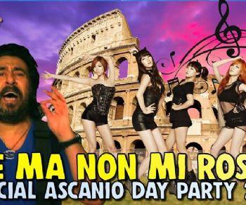 Concerti: Lascia entrare Ascanio - Official Party - Esce ma non mi rosica!