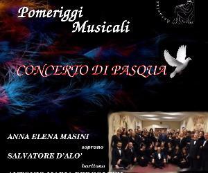 Concerti: Concerto di Pasqua