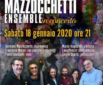 Concerti - Germano Mazzocchetti Ensemble