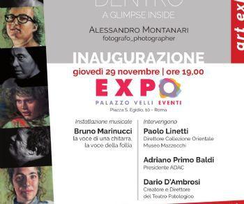 Bi personale di Cinzia Bevilacqua e Alessandro Montanari