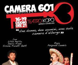 Spettacoli: Camera 601