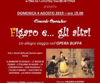 Spettacoli - Figaro e... gli altri