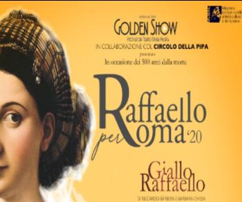 Spettacoli - Giallo Raffaello