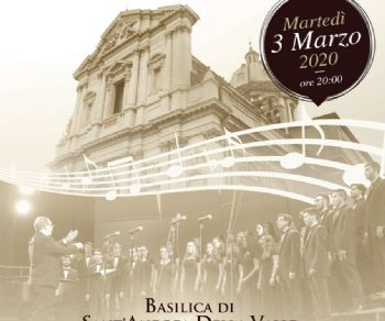 Concerti - Concerto del coro giovanile Sacred Heart University