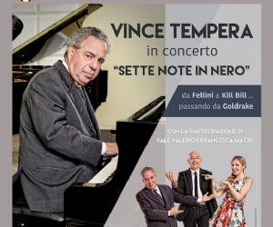 Vince Tempera in concerto