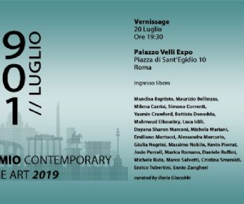 Mostre - Premio #Contemporary Rome Art