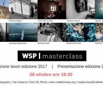 Attività - Serata Masterclass: proiezioni lavori e presentazione
