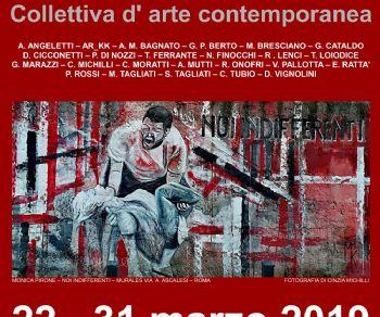 Collettiva di Arte contemporanea