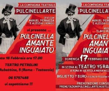 Spettacoli - Pulcinella amante inguaiato