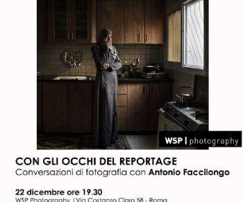 Conversazioni di fotografia con Antonio Faccilongo