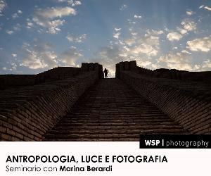 Rassegne: Antropologia, luce e fotografia