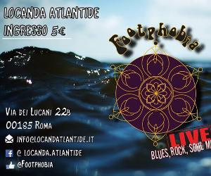 Concerti: Footphobia live
