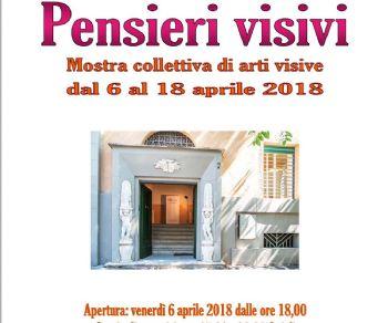 Mostra di arti visive pittoriche, scultoree e fotografiche