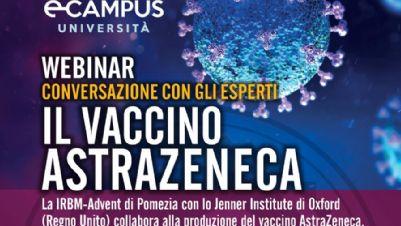 Appuntamenti virtuali - Il vaccino AstraZeneca. Conversazione con gli esperti