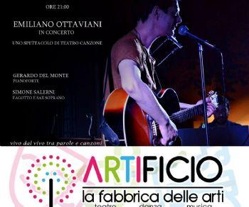 Concerti - Emiliano Ottaviani in concerto