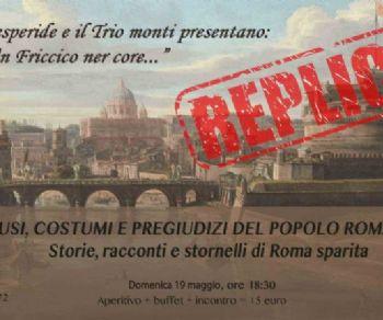 Usi, costumi e pregiudizi del popolo romano