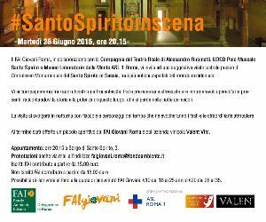 Una visita teatrale organizzata dal FAI Giovani Roma