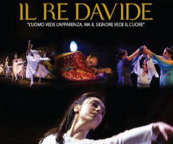 Spettacoli - L'adorazione di Re Davide
