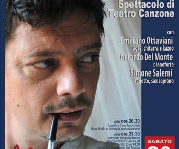 Concerti - Emiliano Ottaviani in concerto al Teatro Arciliuto