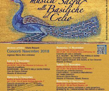Festival - 8° Festival di Musica Sacra nelle Basiliche del Celio