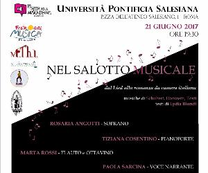 Concerti: Nel Salotto Musicale