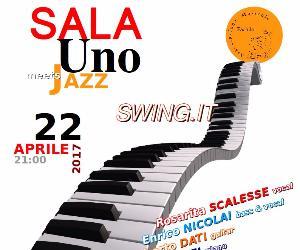 "Serate: Swing.it  ""I nostalgici anni '50 e '60"""