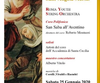 Roma Youth String Orchestra in concerto