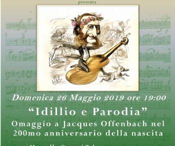 """Concerti - """"Idillio e Parodia"""""""