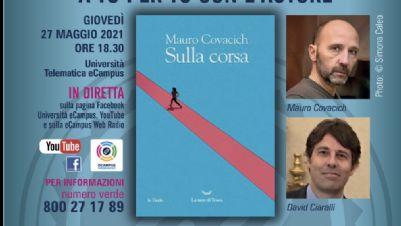Libri - Sulla corsa, di e con Mauro Covacich