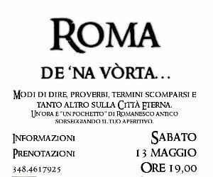 Locali: Roma de 'na vòrta