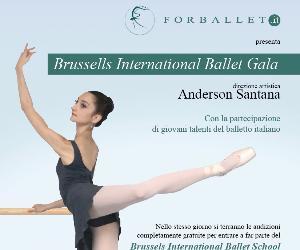 Spettacoli: Brussels International Ballet Gala