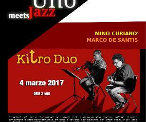 Serate - KiTtro Duo Sabato 4 Marzo in SalaUno