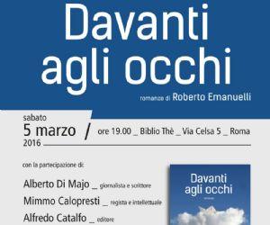Presentazione libro di Roberto Emanuelli