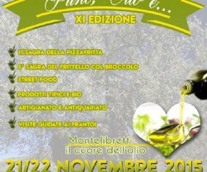 Una gustosa carrellata di piatti tipici locali esaltati dal sapore e dal profumo dell'olio extravergine di oliva e visite ai frantoi