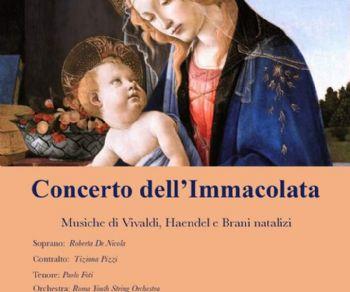 Concerti - Concerto dell'Immacolata con soli, coro e orchestra