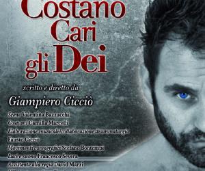 Il nuovo attesissimo spettacolo scritto e diretto da  Giampiero Cicciò con  Marco Rea