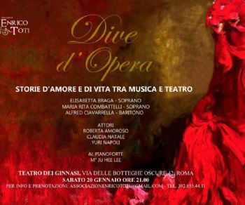 Storie d'amore e di vita tra Musica e Teatro