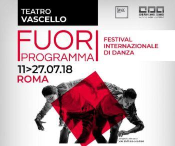 Festival - Fuori Programma 2018