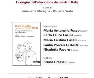 Presentazione del libro di Simonetta Maragna e Roberta Vasta