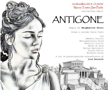 Spettacoli - Antigone