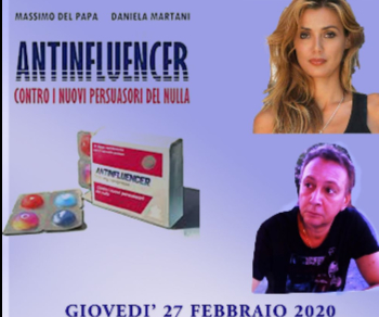 Libri - Antinfluencer