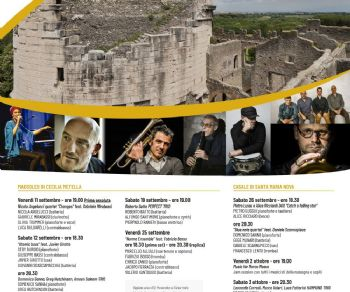 Concerti - Dal Tramonto all'Appia: Around Jazz