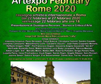Gallerie - Artexpo February Rome 2020